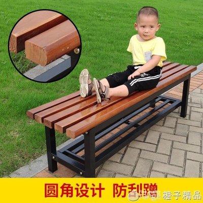 定制浴室更衣長凳商場試衣間休息凳換鞋長條凳子帶鞋架健身房實木長椅qm
