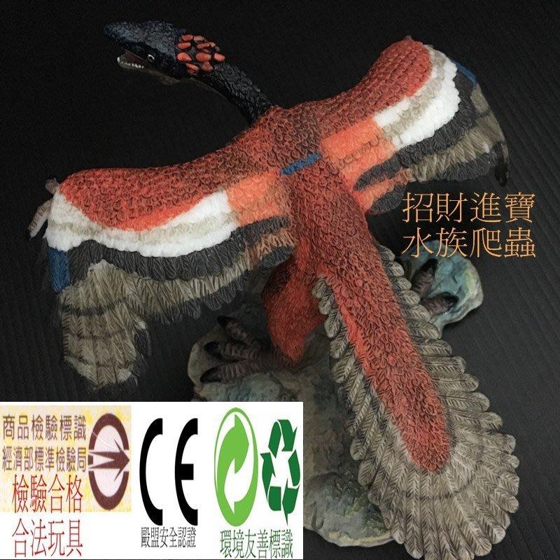 始祖鳥 恐龍 玩具 模型 爬蟲類 侏儸紀 另售 梁龍 迷惑龍 劍龍 暴龍三角龍 戟龍 腕龍 迅猛龍棘龍 非PAPO