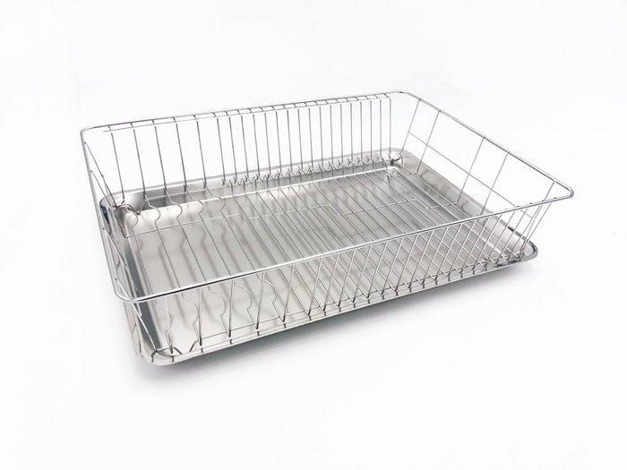 *特仕款*不鏽鋼碗籃,大尺寸設計網籃,碗盤,碗盤籃架、瀝水籃架,餐具架,304不銹鋼製品質優良廚房置物架