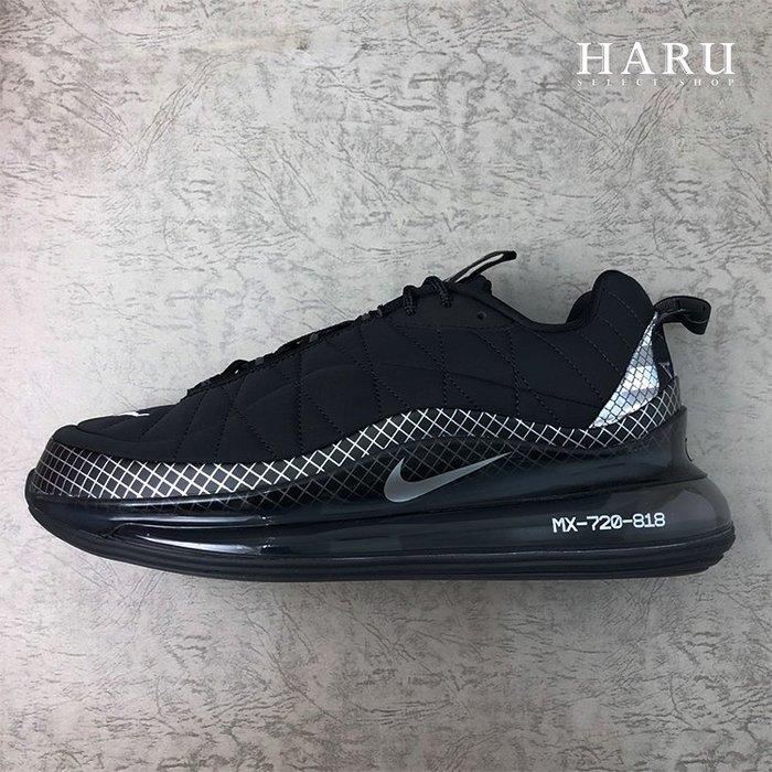 ☆HAru☆ Nike Air Max 720 MX-720-818 黑白 慢跑鞋 男鞋 CI3871-001