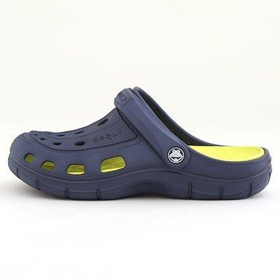 男款 COQUI 棉花糖鞋墊涼拖兩穿式 布希鞋 洞洞鞋 園丁鞋 拖鞋 Ovan