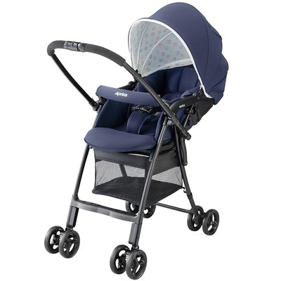 ☘ 板橋統一婦幼百貨 ☘   Aprica Karoon Air 雙向嬰幼兒手推車 3.9kg 台規