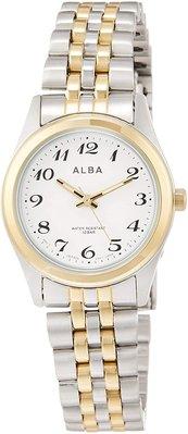 日本正版 SEIKO 精工 ALBA AEGS921 女錶 手錶  日本代購