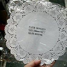 圓形花襯纸墊//摟空蕾絲纸// 烘焙用吸油紙// 花邊紙//包裝紙中的30元