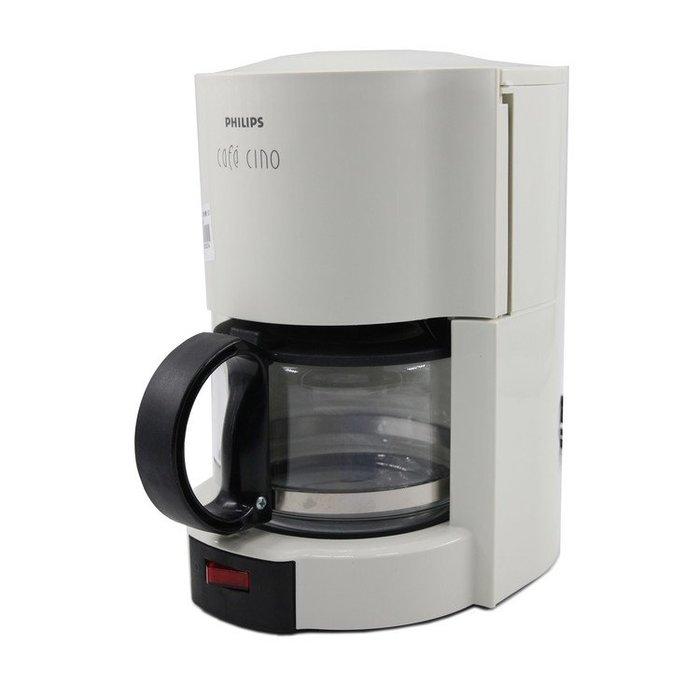 PHILIPS 飛利普 美式咖啡機 咖啡壺   白色 飛利浦(HD7110 HD-7110)
