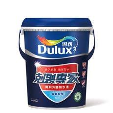 【歐樂克修繕家】得利剋裂專家牆面防水漆 A955  5加侖