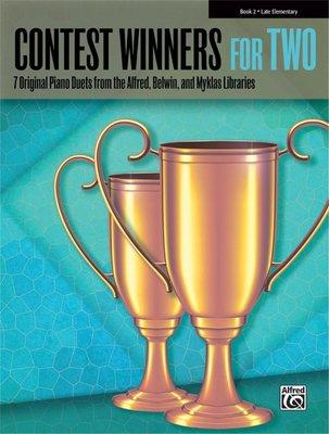 【599免運費】Contest Winners for Two Book 2【00-42271】