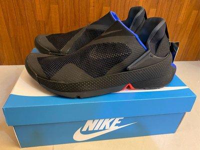 【S.M.P】Nike Go FlyEase Black Racer Blue 黑 CW5883-002