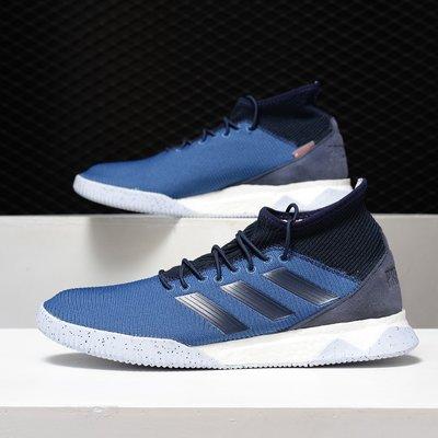 運動潮牌代購~Adidas/阿迪達斯正品PREDATOR 18.1 TR緩震運動男子足球鞋DB2065