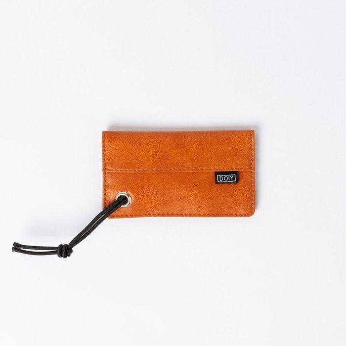 DOIY 紳士系列-皮革配件-鑰匙包 (2色)