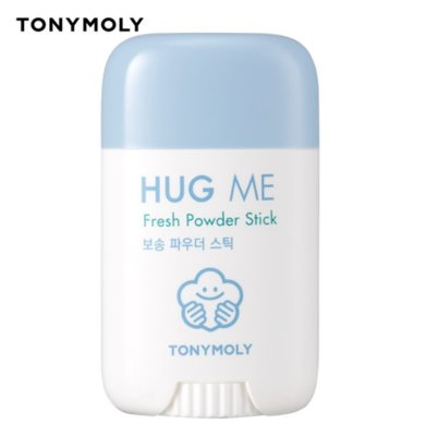 [免稅店代購] TONYMOLY魔法森林 擁抱我體香膏HUG ME POWDER DEODORANT STICK 24g