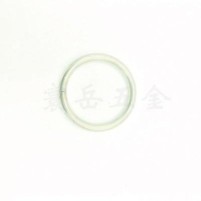 『寰岳五金』304材質 白鐵 ST 6mm x 60mm 內徑48mm 圓環 圓圈環 不鏽鋼環 白鐵環 鐵圈