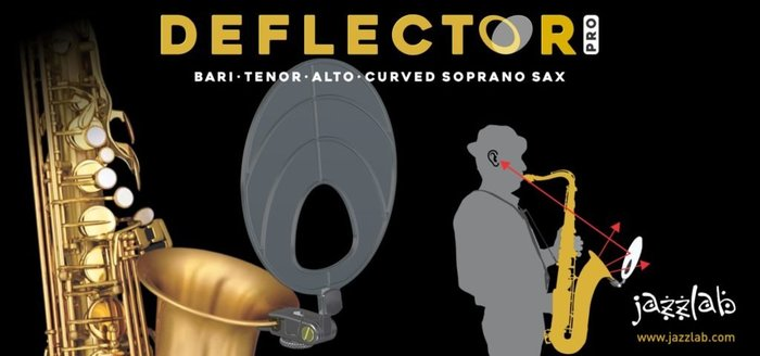 §唐川音樂§ DEFLECTOR PRO 樂器反射板【全新專業升級版 適用於薩克斯風、長號、小號】(瑞士研發)