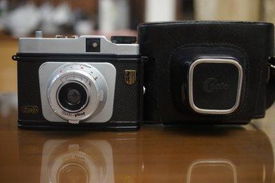【售】德國120簡易相機LOMO Certo-phot 6X6 中片幅附送皮套可收藏