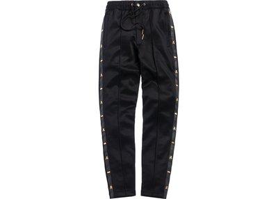 【紐約范特西】預購 Kith x mastermind WORLD Track Pant Black 運動褲
