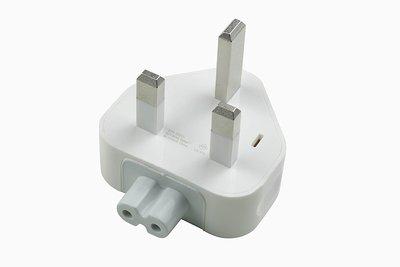 【蘋果i店】蘋果 Apple充電器轉接插頭iPhone iPad Mac 轉換插頭8字頭(英國) 台北市
