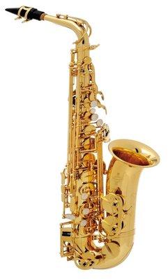 法國名牌 Buffet BC8101 中音 Alto 薩克斯風 Alto Saxophone 音樂系暢銷款 公司貨