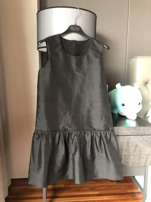 Selina 精品 泰絲 日式氣質款 小洋裝