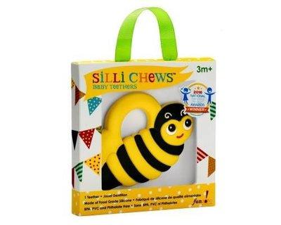 【魔法世界】美國 Silli Chews 小蜜蜂咬牙器/固齒器 SC-1