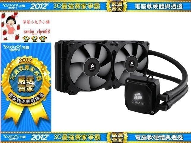 【35年連鎖老店】CORSAIR H100i CPU Cooler水冷散熱器有發票/CW-9060009-WW