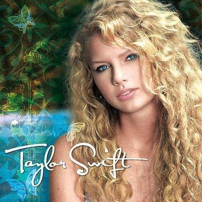 【進口版】首張同名專輯 TAYLOR SWIFT / 泰勒絲 Taylor Swift---1787469
