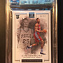 2016-17 impeccable ben simmons 限量99張 KEY  RC  BGS 9.5 狀元 76人