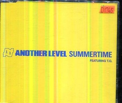 *還有唱片四館* ANOTHER LEVEL / SUMMERTIME 二手 D1765