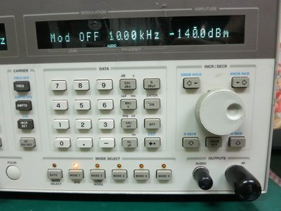HP/Agilent 8665B Signal Generator 高性能信號產生器,6 GHz