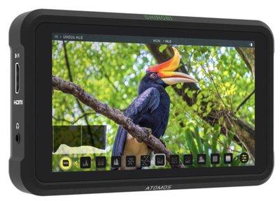 九晴天 租螢幕、monitor出租、租監視器 出租~Atomos Shinobi HDMI 五吋螢幕