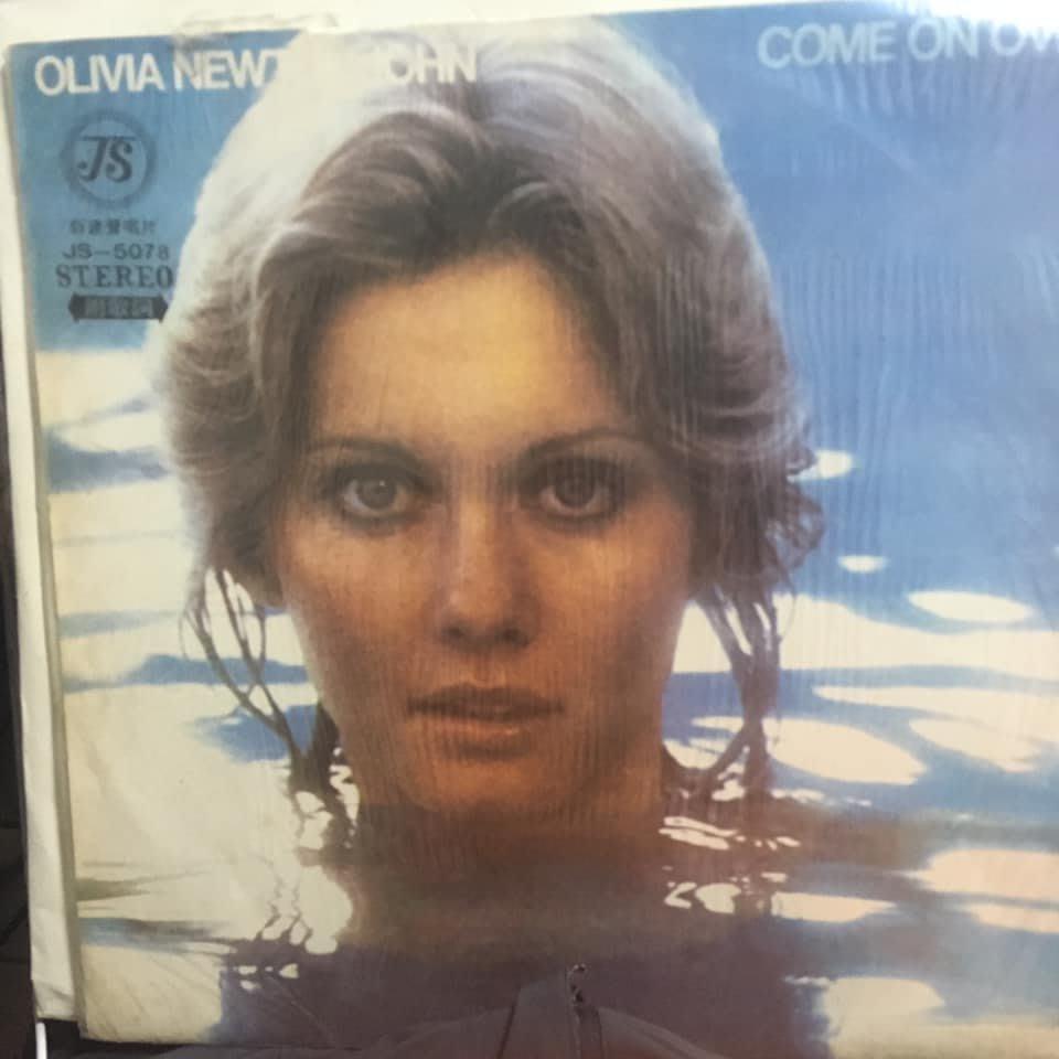 黑膠唱片  LP  Olivia Newton John  / Come on over