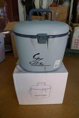 附發票*東北五金*高品質 隨身冰箱 釣魚冰箱 行動冰箱 保冰箱 保溫箱 8公升 優惠特價中!