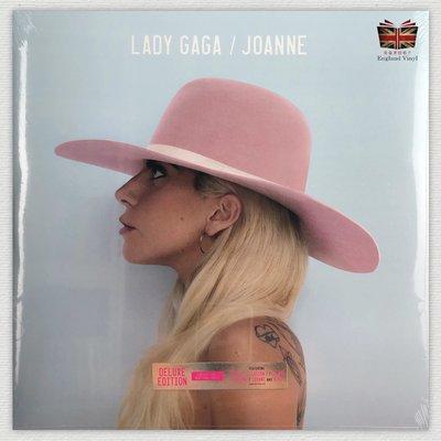[英倫黑膠唱片Vinyl LP] 女神卡卡/喬安 Lady Gaga / Joanne 豪華版 2LP