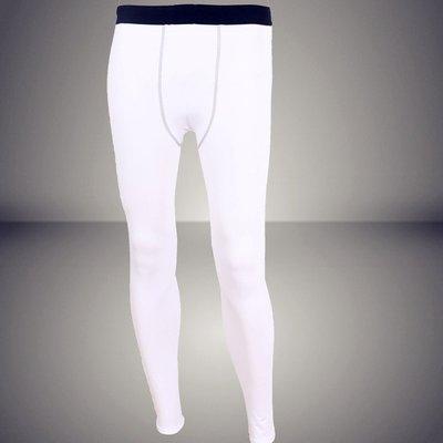 白色長褲 男 女 跑步 健身 瑜珈 籃球 壓縮褲 緊身褲 束褲 內搭褲 跑步壓縮褲 籃球緊身褲 2XU CW-X 可參考 台中市