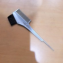近全新 雙面染髮梳刷梳子 染髮梳 - 2123