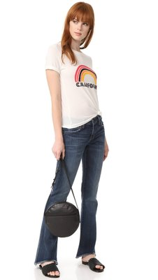 全新正品current elliott flip flop size 24