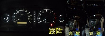 宸陞車燈 Toyota Premio 98-02 LED儀表燈+冷氣面板燈+排檔燈 完工價