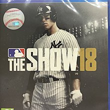 美國職棒大聯盟 MLB THE SHOW 18 PS4 英文版  預購中  Ichiro重回西雅圖