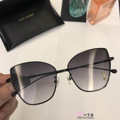 【小黛西歐美代購】YSL yves saint laurent 時尚飛行 夏日商品 太陽眼鏡 顏色4 歐洲代購