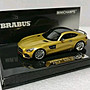 MERCEDES- BENZ AMG GTS  2016 BRABUS 600 AUF BASIS MODEL 1/43 MINICHAMPS