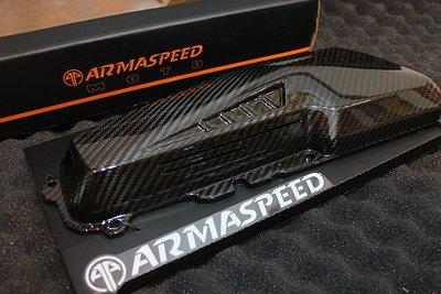 【翰翰二輪】ARMA SPEED 頂級Force155 Force 鍛造碳纖維 熱壓空濾外蓋 碳纖維空濾蓋 ONES