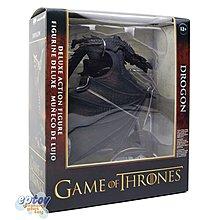 全新 McFARLANE Game of Thrones 權力遊戲 Drogon Deluxe Action Figure