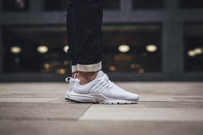 (預購商品) NIKE PRESTO 848132-100 白色 透氣 網布 運動鞋 台中市