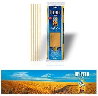 *阿提卡*義大利De Cecco N.12 義大利麵-標準 De Cecco N.12 Spaghetti