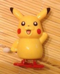 全新pokemon go 走路 皮卡丘 全套收集 發條玩具神奇寶貝 寶可夢