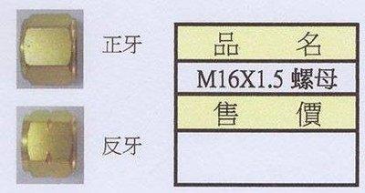 M161.5 螺母