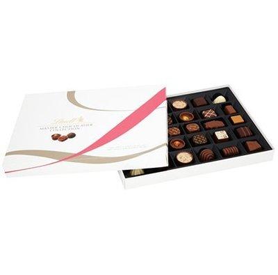 [要預購] 英國代購 瑞士LINDT 巧克力大師系列綜合巧克力禮盒 305g