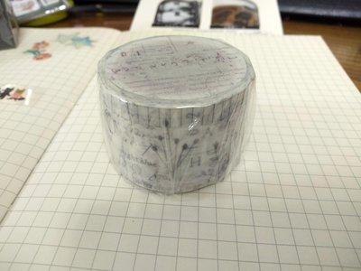【R的雜貨舖】紙膠帶分裝 非整捲 小徑 x 夏米花園 7th. 好花系列 Vol.2 - 花之樂章