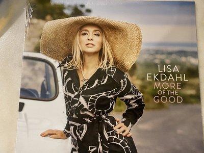 (全新未拆封)麗莎愛克妲 Lisa Ekdahl - More of the Good 黑膠LP