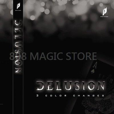 [808 MAGIC] 魔術道具 Delusion by Som