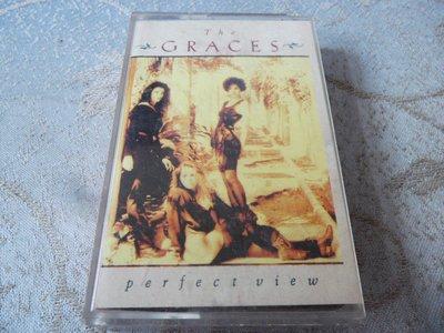 【金玉閣L02】錄音帶~葛蕾絲合唱團The GRACES/完美之視~寶麗金唱片